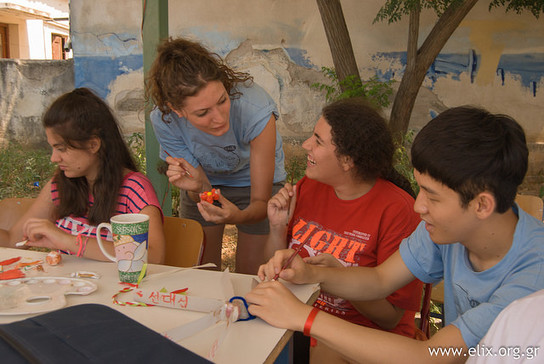 Voluntary WorkCamps proposals in Greece
